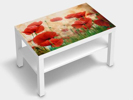 Furniture Foil The Poppy