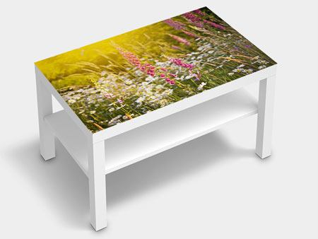 Furniture Foil Summer Flower Meadow