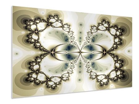 Forex Print Abstract Butterfly
