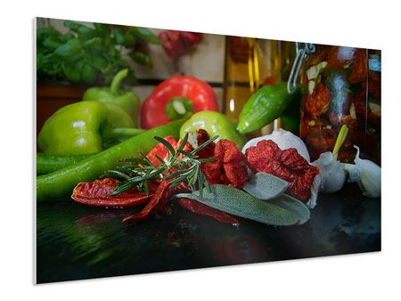 Forex Print Mediterranean Vegetables