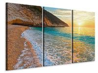 3 Piece Canvas Print View