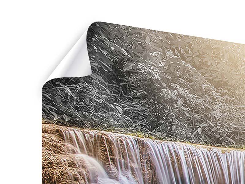 5 Piece Poster Happy Waterfall