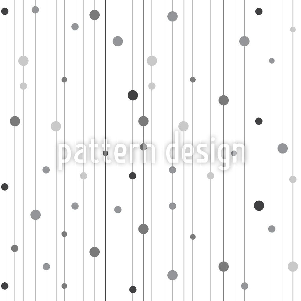 Carta da parati Stripes And Dots