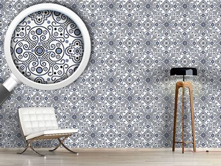 Design Wallpaper Medallion