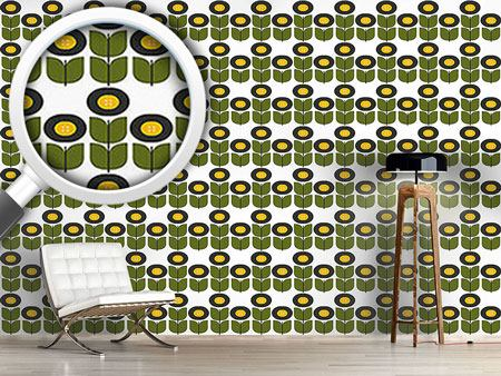 Design Wallpaper Retro Tull