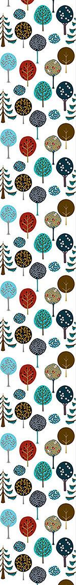 Papier peint design Tree Nursery