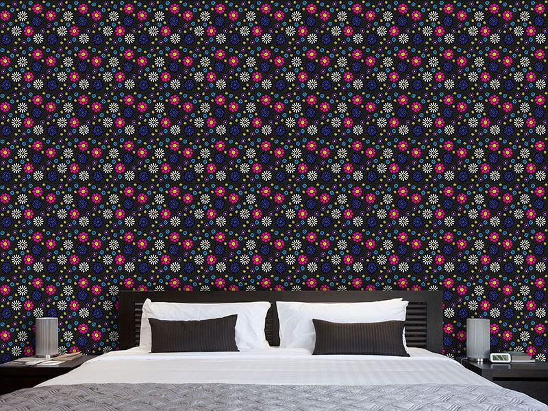 Design Wallpaper Sweet Daisy