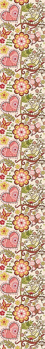 Design Wallpaper Bohemian Garden Fantasies