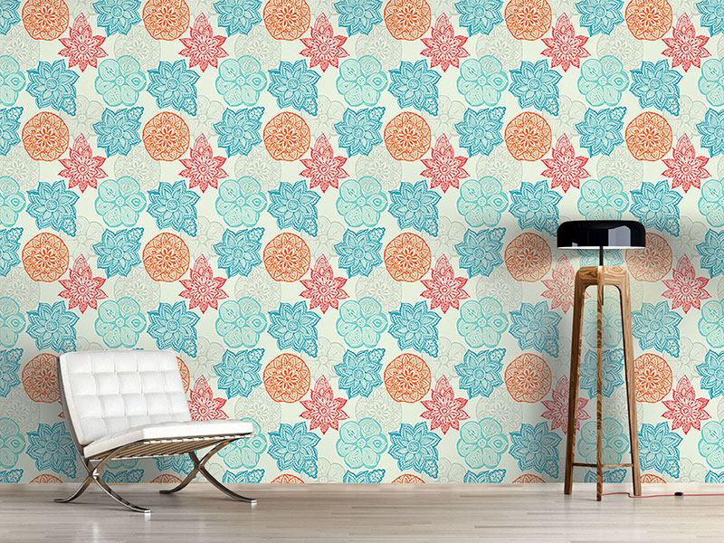 Design Wallpaper Mandala Dreams