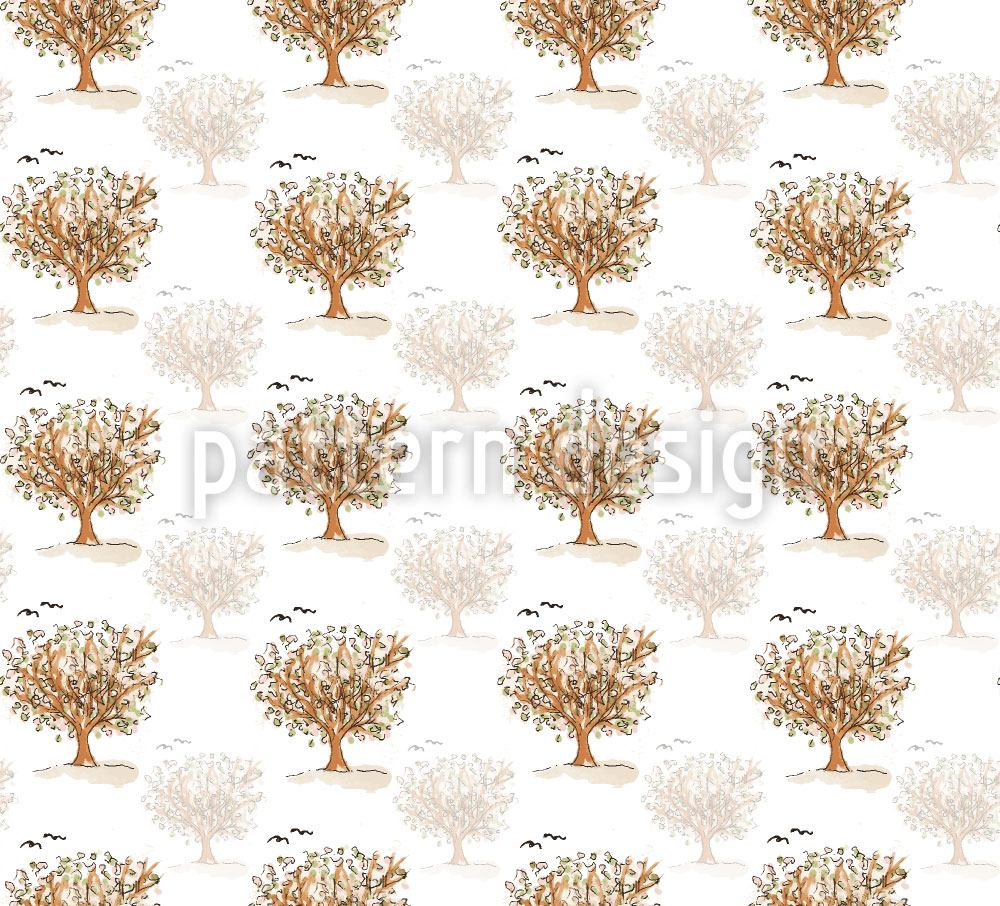 Design Wallpaper What The Trees Whisper To The Birds