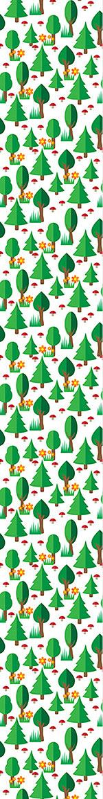 Design Wallpaper Forest Walk