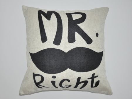 Fundas de colchón MR. Right With Beard