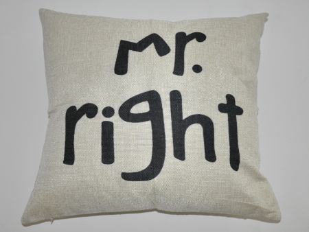 Fundas de colchón Mr. Right