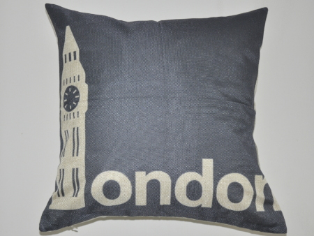 Cushion Cover London