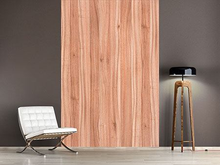 Photo Wallpaper Wood Design